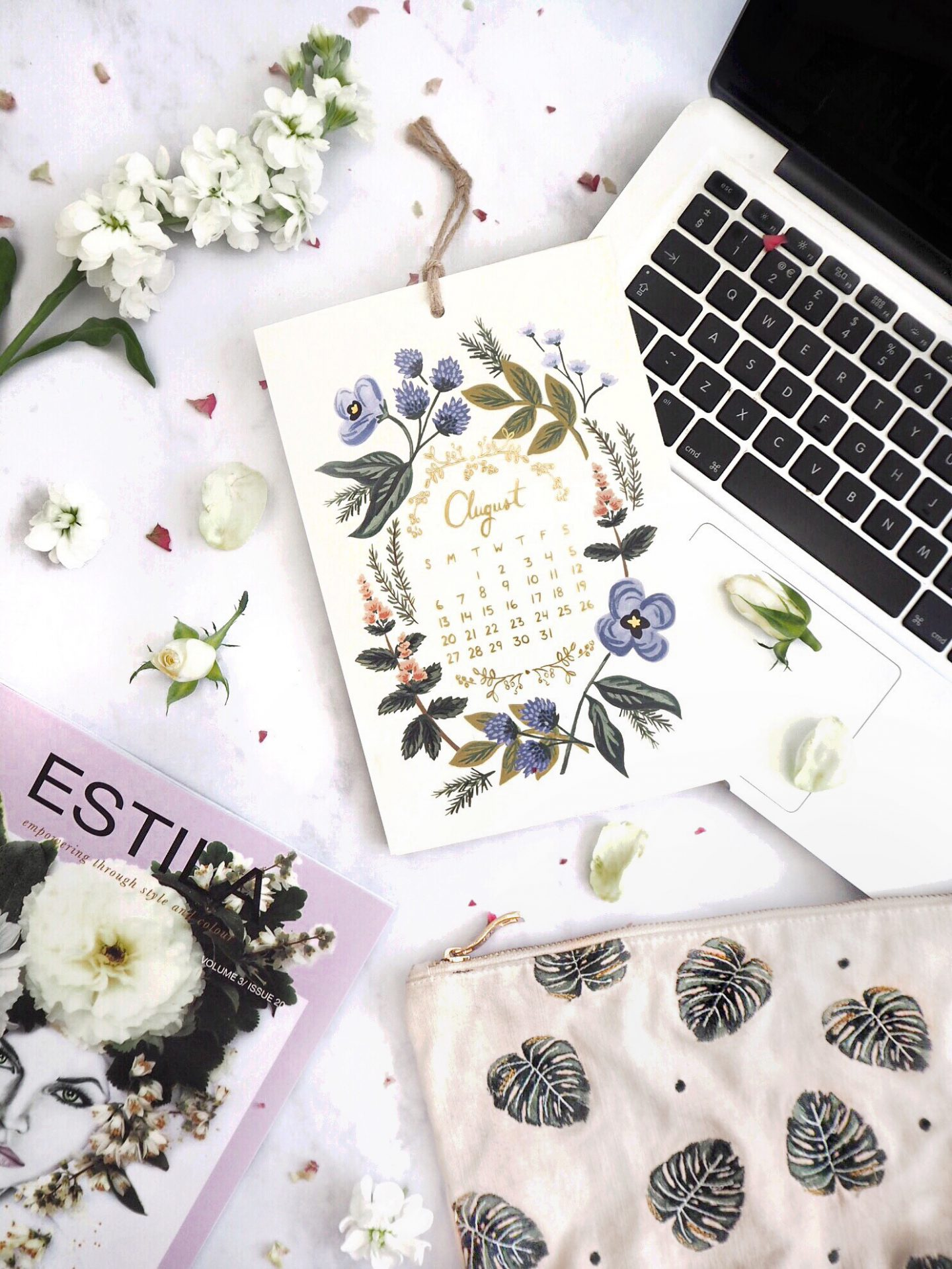 5 Things For My August To Do List