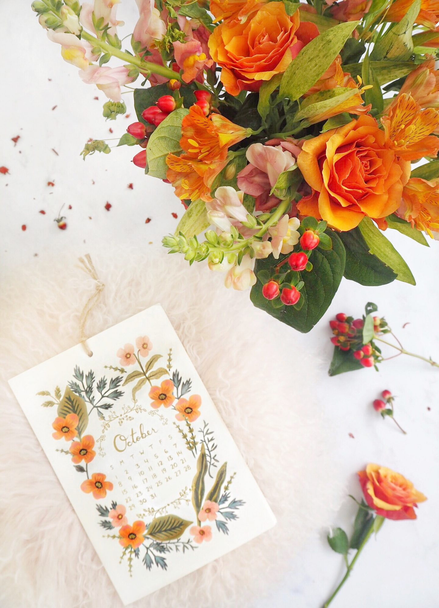 5 Things For My October To Do List