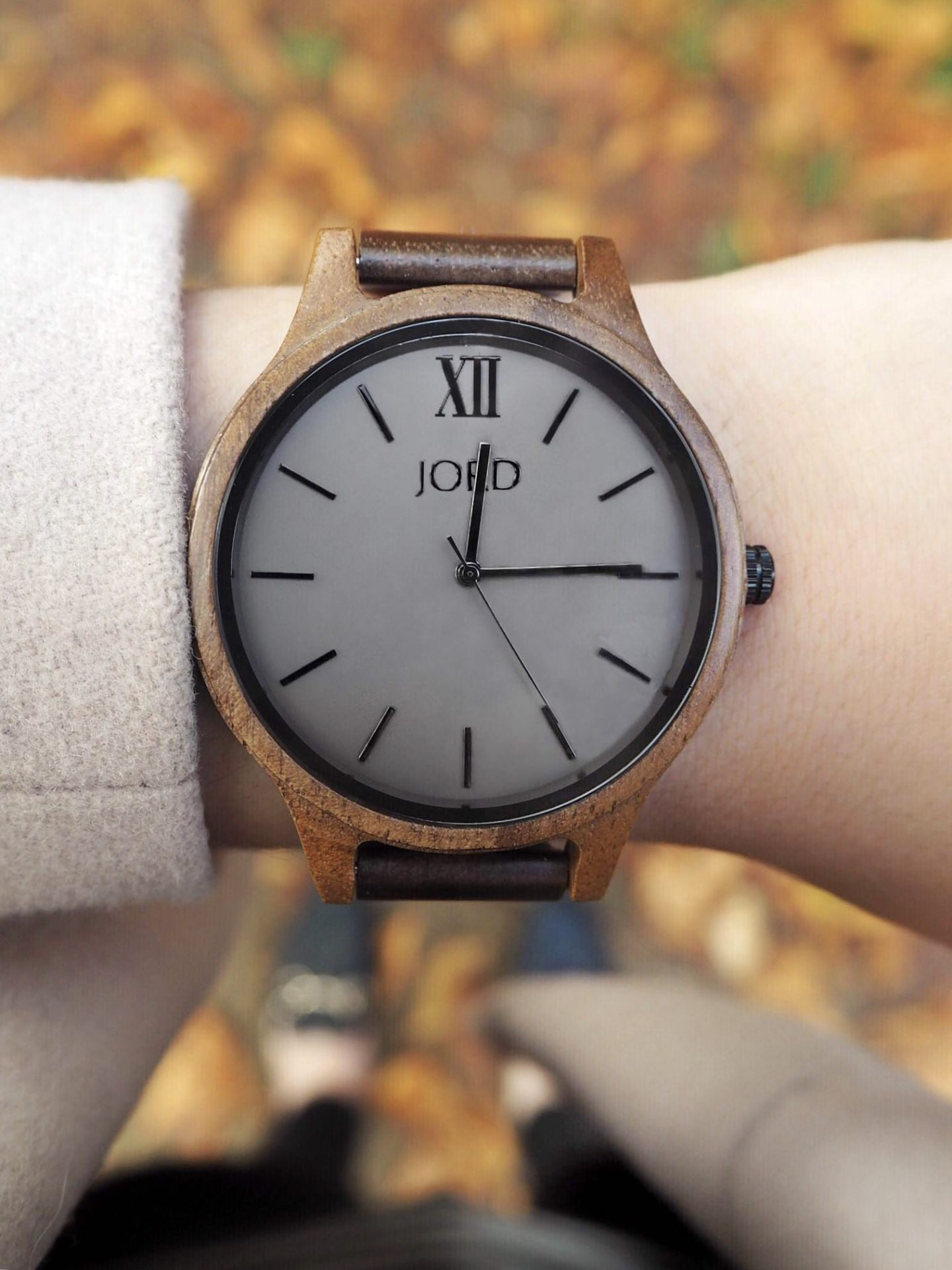 Time Flies: Life Update & Jord Watch Giveaway