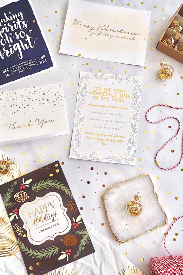 Spreading Festive Cheer With Basic Invite