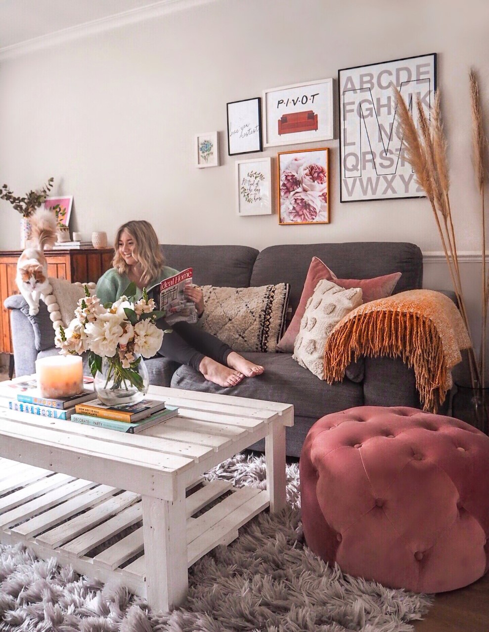 My Kind Of Content, Oh So Mint, Content Creation, Interiors, Interior Styling, Living Room, Living Room Decor, Ideal Home