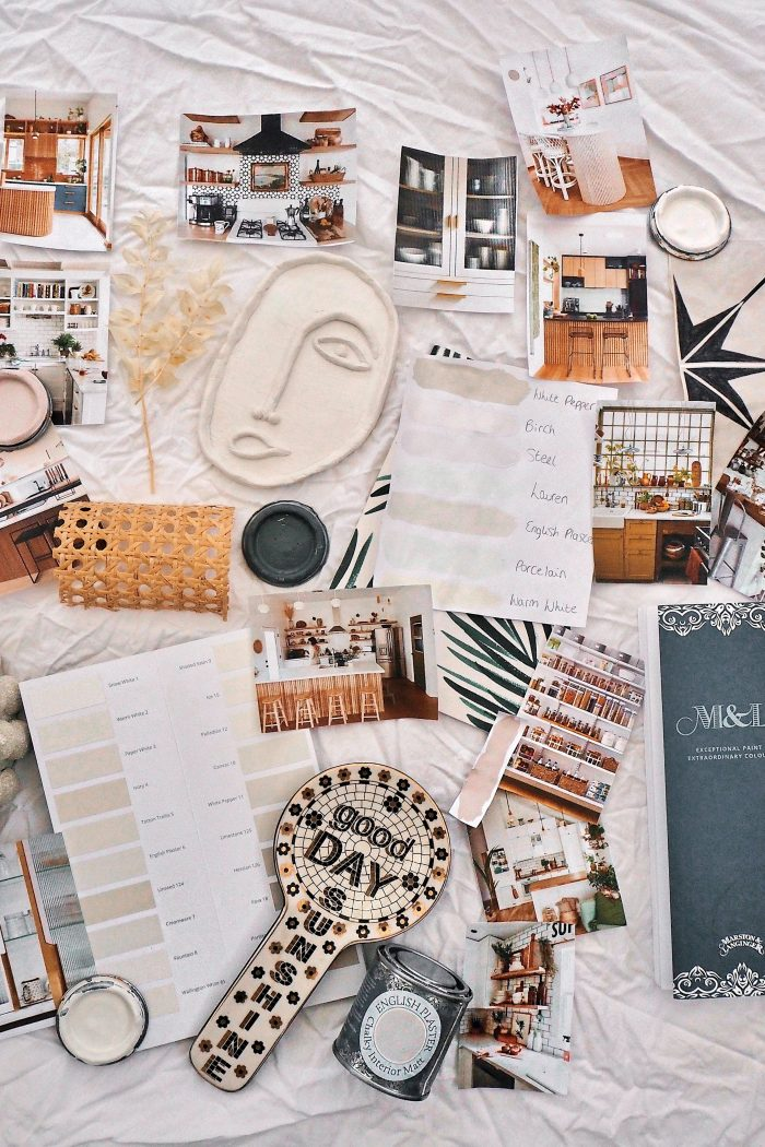 Mood board Monday: My Plans To Revamp My Rental Kitchen